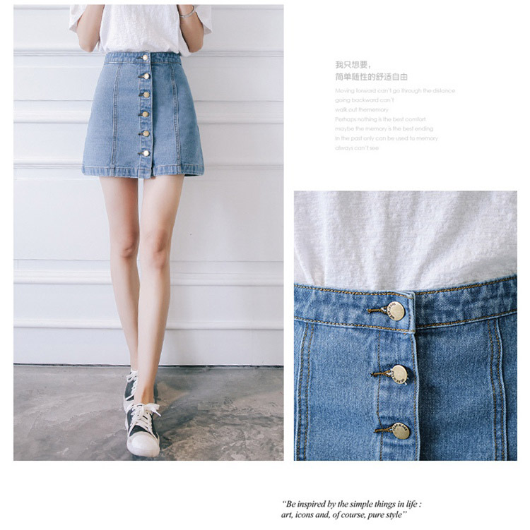 HTB1LtjvQFXXXXcyXVXXq6xXFXXXV - FREE SHIPPING Women High Waist Retro Denim Skirt JKP275