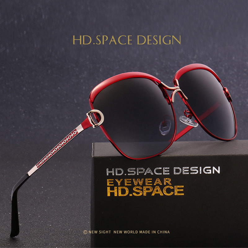 2017 new over size sunglasses ws