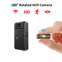 4K Mini Video Camera WiFi HD 1080P Micro DVR Camcorder Small Voice Recorder Night Vision Motion Sensor Outdoor Sport Secret Cam