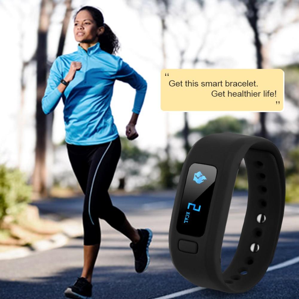 Fitness Tracker Bluetooth Smartband Sport Bracelet Smart Band 12