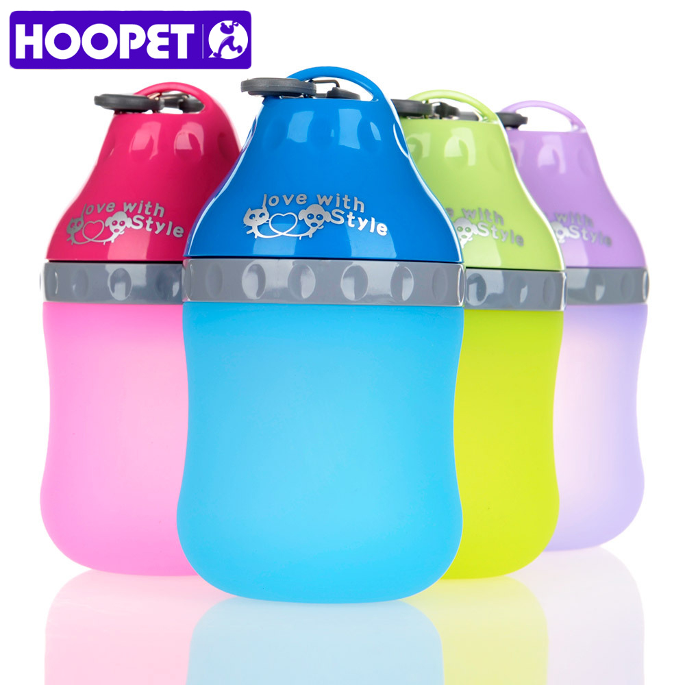 Aliexpress Com Buy Pet Portable Water Bottle 250ml Dog: Aliexpress.com : Buy HOOPET Hot Sale Drinking Fountains