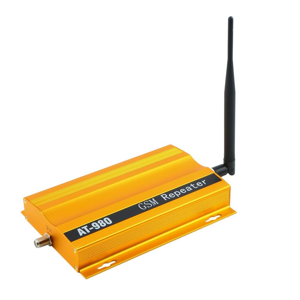 Amplificateur de répéteur de Signal de téléphone portable GSM 900 MHz + Promotion d'antenne Yagi