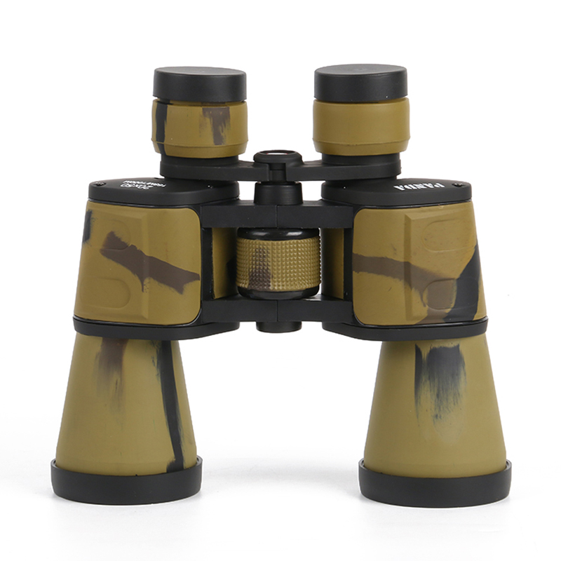 Powered Binoculars 20X50 HD Wide Angle BAK4 Prism Binocular Telescope for Outdoor Travel Hunting Sightseeing bresee high powered telescope hd 7x50 binoculars for hunting and outdoor adventure