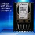 VelociRaptor 250 GB de 3.5 pulgadas SATA 16 M Servidor HDD Garantía de 1 yera 10000RMP