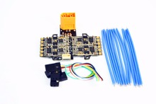 4 in 1 30A ESC 30A 2-4S LiPo Battery BLHeli Firmware DSHOT ESC 4x30A  For FPV Race Quadcopter