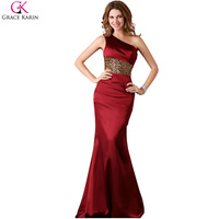 Wholesale Freeshipping New Arrival In Stock Royal Blue Red Formal Evening Celebrity Dress 8 Sizes CL2020