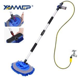 Car Wash Brush Chenille Mop Wa
