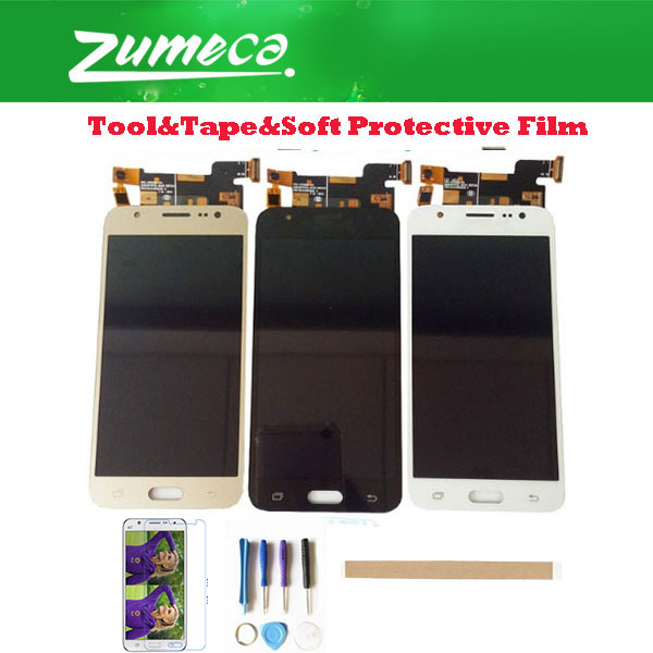 Einstellen Helligkeit Für <font><b>Samsung</b></font> Galaxy J5 2015 J500 J500F J500FN <font><b>J500H</b></font> J500M <font><b>Samsung</b></font> J500 <font><b>LCD</b></font> Display + Touch Screen 3 farbe + Kits image