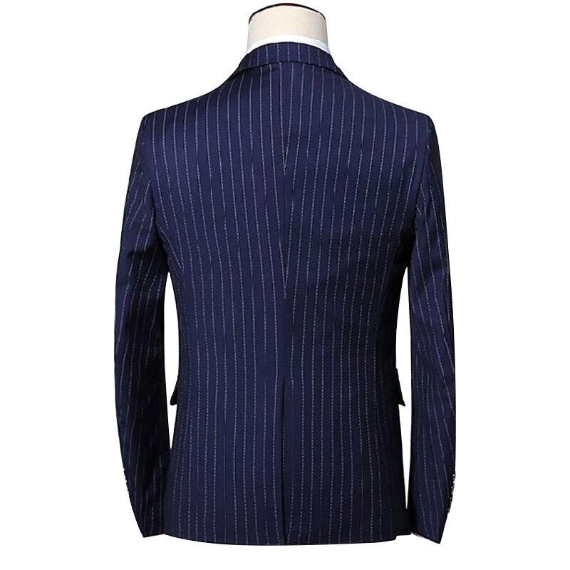 The MaxPa (veste + pantalon + gilet) marque hommes costume costume de  mariage pour homme printemps automne mince affaires formelles coupe marié  bal costume ... 8c63f44fe84