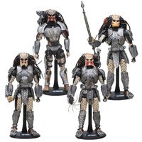 32cm AVP Scar Predator Aliens vs Predator Chopper Predator PVC Action Figure Model Toy
