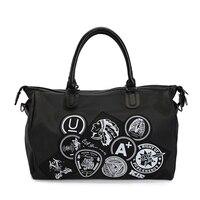 Gym Bags Women Men Sport Bag For Women Fitness Training Bag Waterproof Nylon Outdoor Travel Shoulder Handbag