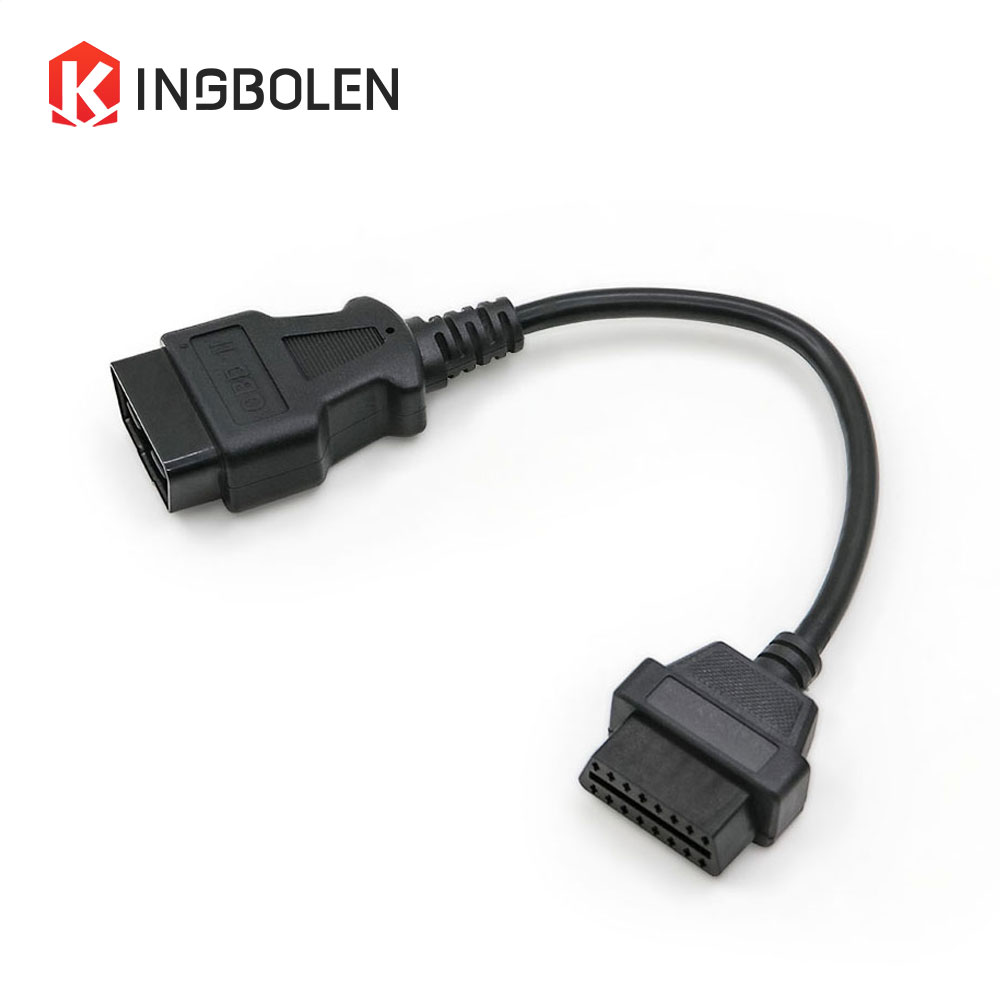 ELM327 OBD2 Connector 16 Pin Male To 16 Pin Female OBDII Extension cable