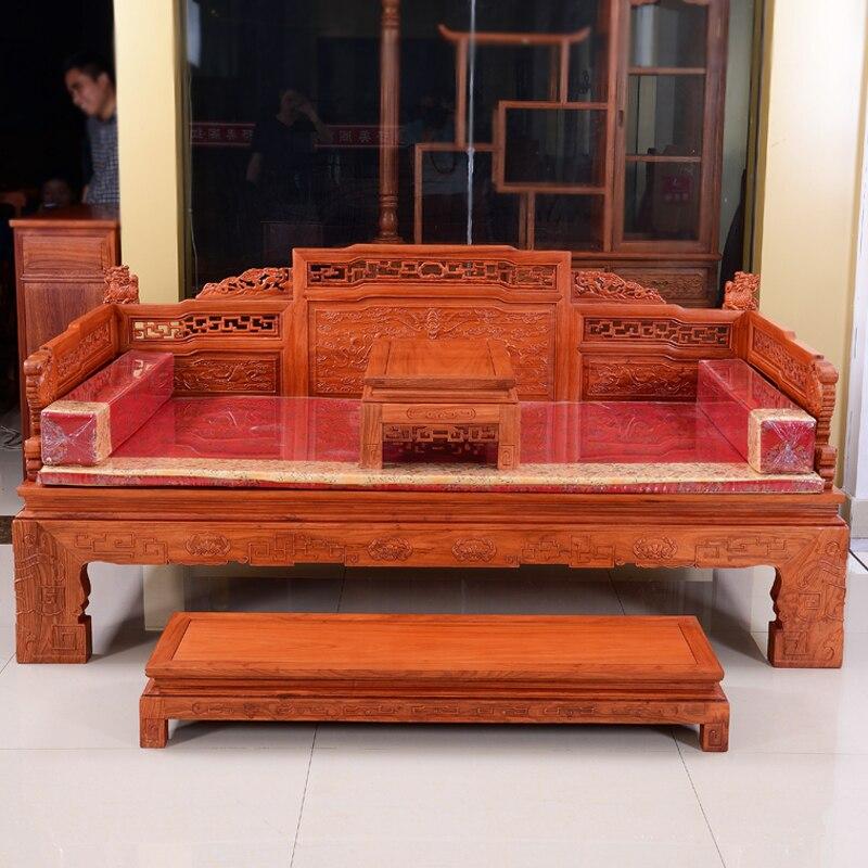 Antique bois de rose lit promotion achetez des antique for Meuble en bois de rose