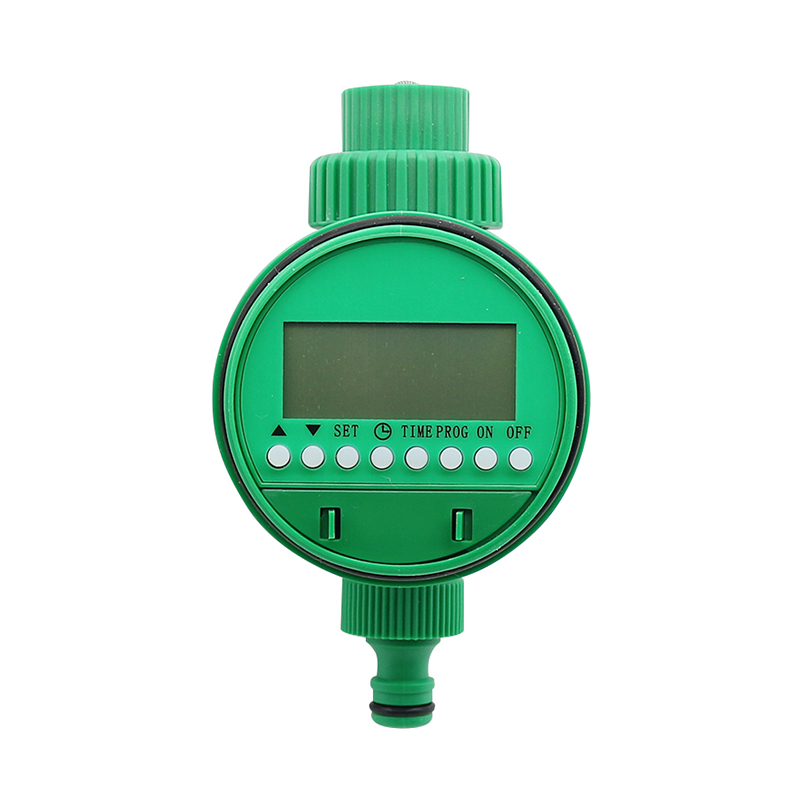 Automatic Electronic LCD Display Home Solenoid Valve Water Timer Garden Plant Watering Timer Irrigation Controller System 1 Pc