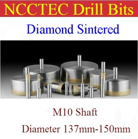 137mm 138mm 139mm 140mm 141mm 142mm 143mm 144mm 145mm 146mm 147mm 148mm 149mm 150mm diamond Sintered drill bits hole saw cutter itap 143 2 редуктор давления