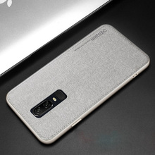 For Oneplus6 6 5 5t Case Original Silicone Cloth Case Back Cover For Oneplus 5 5t 6 Funda Cover Shockproof Case