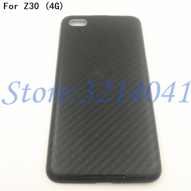 New Original housing For BlackBerry Z30 4G Back battery door cover With Logo(China)
