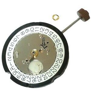 Image 2 - Wholesale 3pcs RONDA 505 Watch Quartz Movement 3 Hands Date