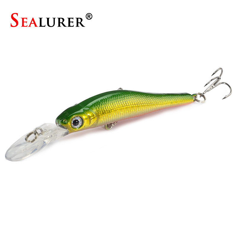 Buy floating type fishing tackle minnow for Types of fishing lures