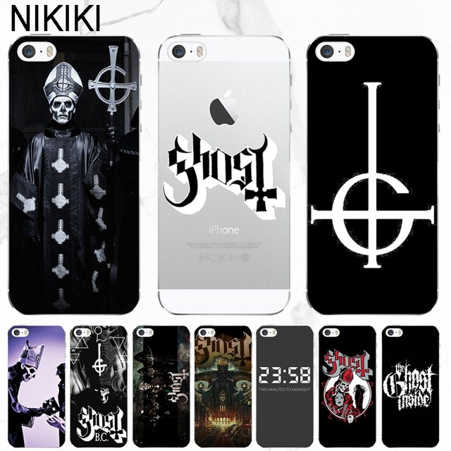 coque iphone 8 plus ghost