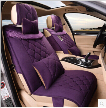 Good Quality Winter Car Seat Covers For Honda Crosstour 2014 Comfortable