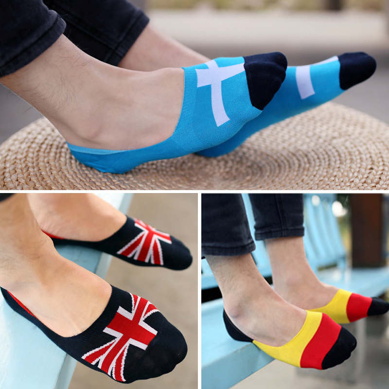 44f1af909f8 3Pair Women Low Cut Ankle Socks Non-Slip Invisible No Show Socks Women s  Slippers Chaussettes