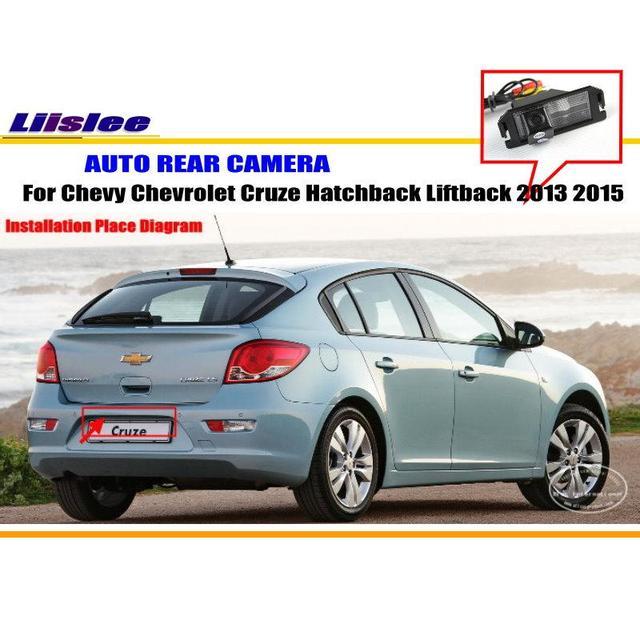liislee car camera for chevy chevrolet cruze hatchback liftback 2013 rh aliexpress com Security Camera Wiring Layout Backup Camera Wiring Diagram