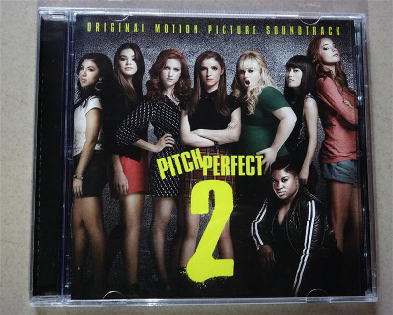 2018 Marsha Smok Alien Music Cd Hot Sale Limited Pitch Perfect 2 Ost Cd Free Shipping ...