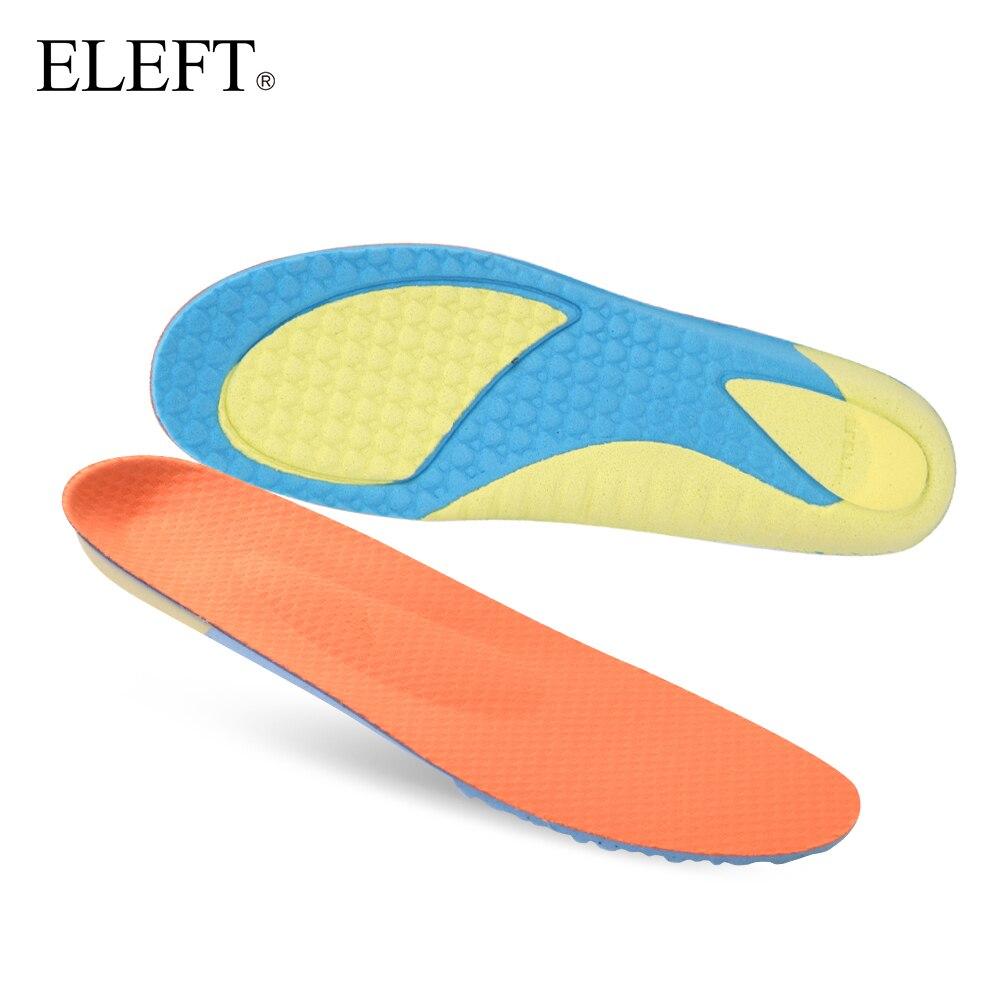 ELEFT Eva foam sport insoles footwear inserts pad athletics shoe insoles sole of shoes men women basketball sport