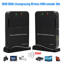 HD Video Audio Signal Transmission System HDMI 1 4 3D Wireless HDMI Extender 30m 98ft Full