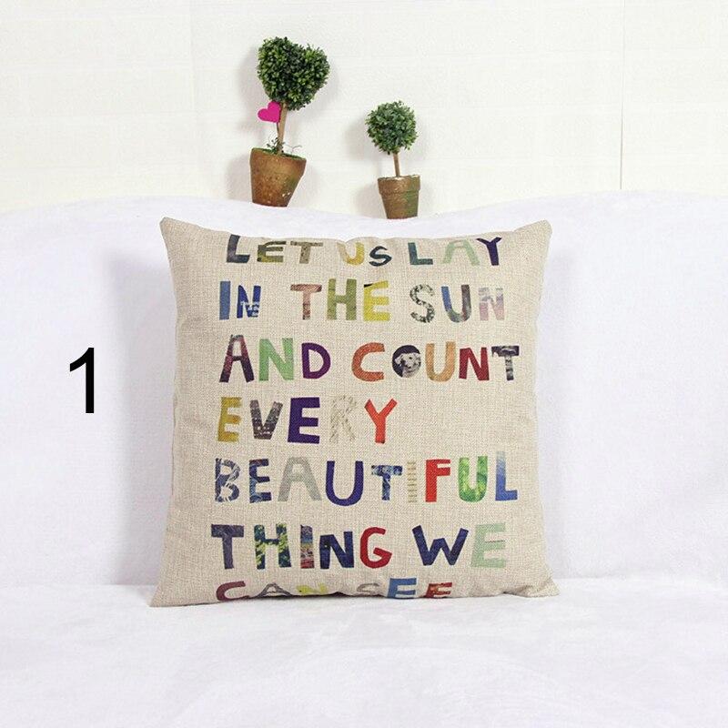 2016 High Quatily European Style Super Hero Sofa Cushion Decor Cojines Sofa Throw Pillow Printed Cotton Linen Square Fundas