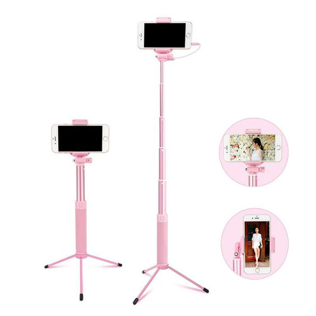 95cm Tripod for Phone Stand Holder Lightweight Portable Universal Mobile Phone Tripod Holder For iPhone Samsung Cell Phones