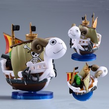 One Piece Pirate Ships Model Figure