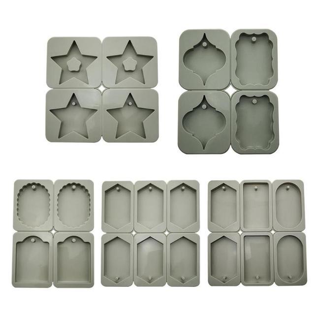 Rectangle Homemade Silicone Soap Mold