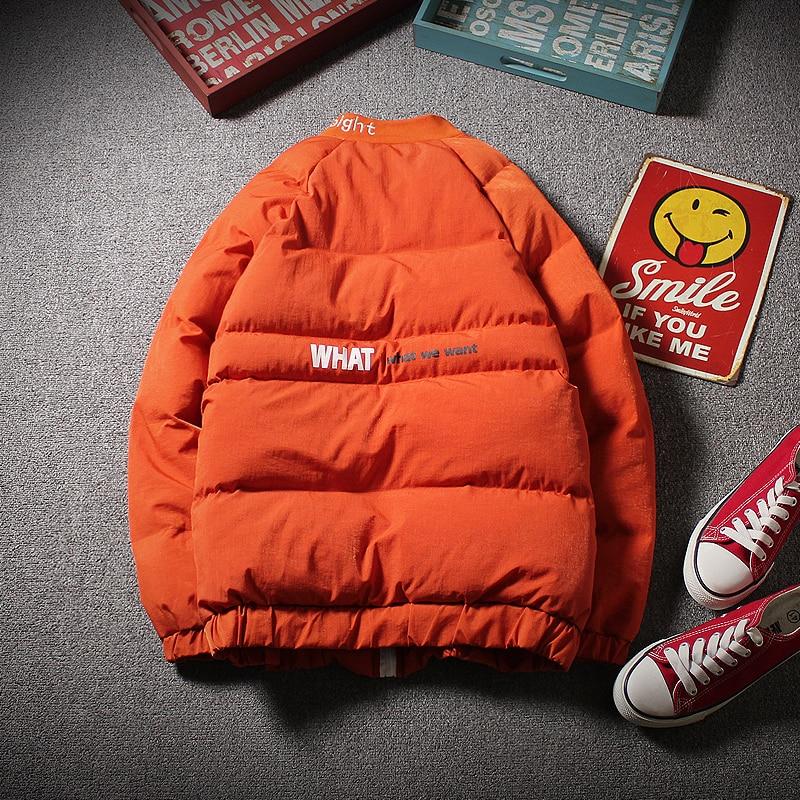 YuWaiJiaRen Winter Jackets Men Thickening Casual Cotton Warm Coat Top Brand Clothing Fashion Mens Parka Veste Homme Tops