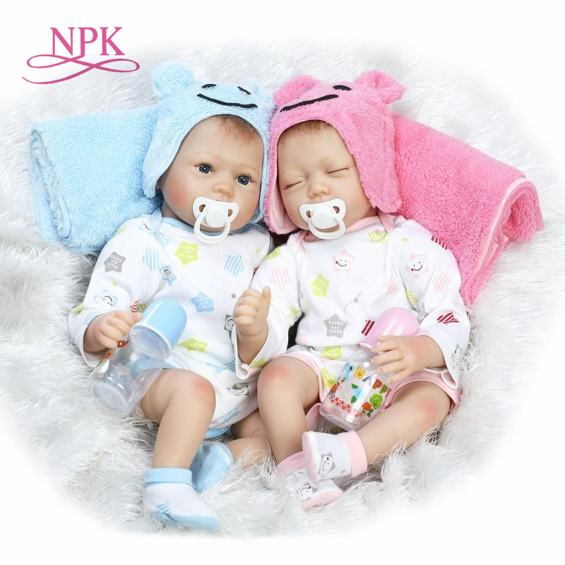 NPK Reborn Doll With Soft Real Gentle Touch  Handmade Lovely Lifelike New Born Baby Diy Toys and Gift Sweet BebeNPK Reborn Doll With Soft Real Gentle Touch  Handmade Lovely Lifelike New Born Baby Diy Toys and Gift Sweet Bebe