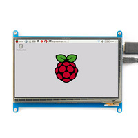 Original 7 Inch HDMI LCD Screen Module Capacitive Touch For Raspberry Display Ultra Clear For Raspberry