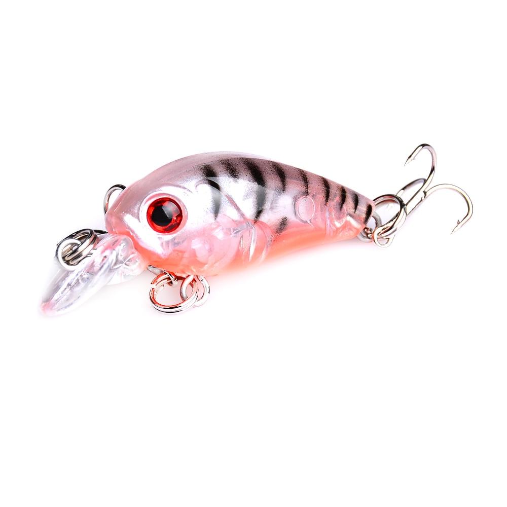 4.5cm 4g 1PCS Crankbait Fishing Lures Hard Bait Swimbait Artificial Bait Pesca Fishing Wobblers