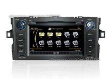 Для Toyota Corolla Hatchback 2007 ~ 2012-Автомобильный GPS навигации Системы + Радио ТВ DVD IPOD BT 3G WI-FI HD Экран мультимедиа Системы
