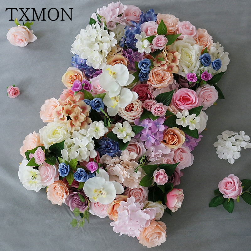 Flower wall background simulation flower wedding props red anchor photo background decoration indoor studio real flower wallFlower wall background simulation flower wedding props red anchor photo background decoration indoor studio real flower wall