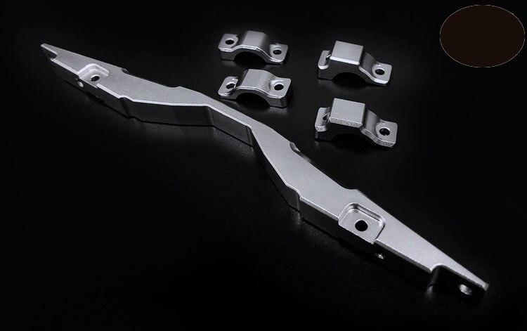 Extensión reforzada del haz del eje trasero para el coche rc Capo JKmax 1/10-in Partes y accesorios from Juguetes y pasatiempos    1