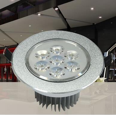 Spot Led Embutir Reched Led Fənər Tavan İşıq lampası Led - LED işıqlandırma - Fotoqrafiya 3