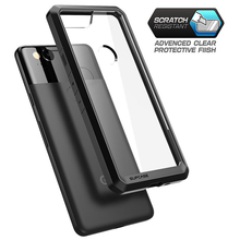 SUPCASE For Google Pixel 2 Case 5 inch (2017 Release) UB Series Premium Hybrid TPU Bumper + PC Clear Back Case Protective Cover