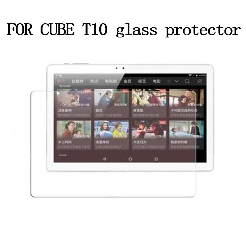 Practical In Stock For Cube T10 Glass Films Screen Protector 10.1inch Tempered Glass Film Agreeable To Taste Computer & Office