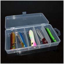Boxed colored razor rafts climbing big belly bag a single 11.5g 8cm road bait bait