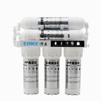 Factory Price No Electricity Wall Mounted Water Filter Housing 6 Stage Resin UF Water Purifier