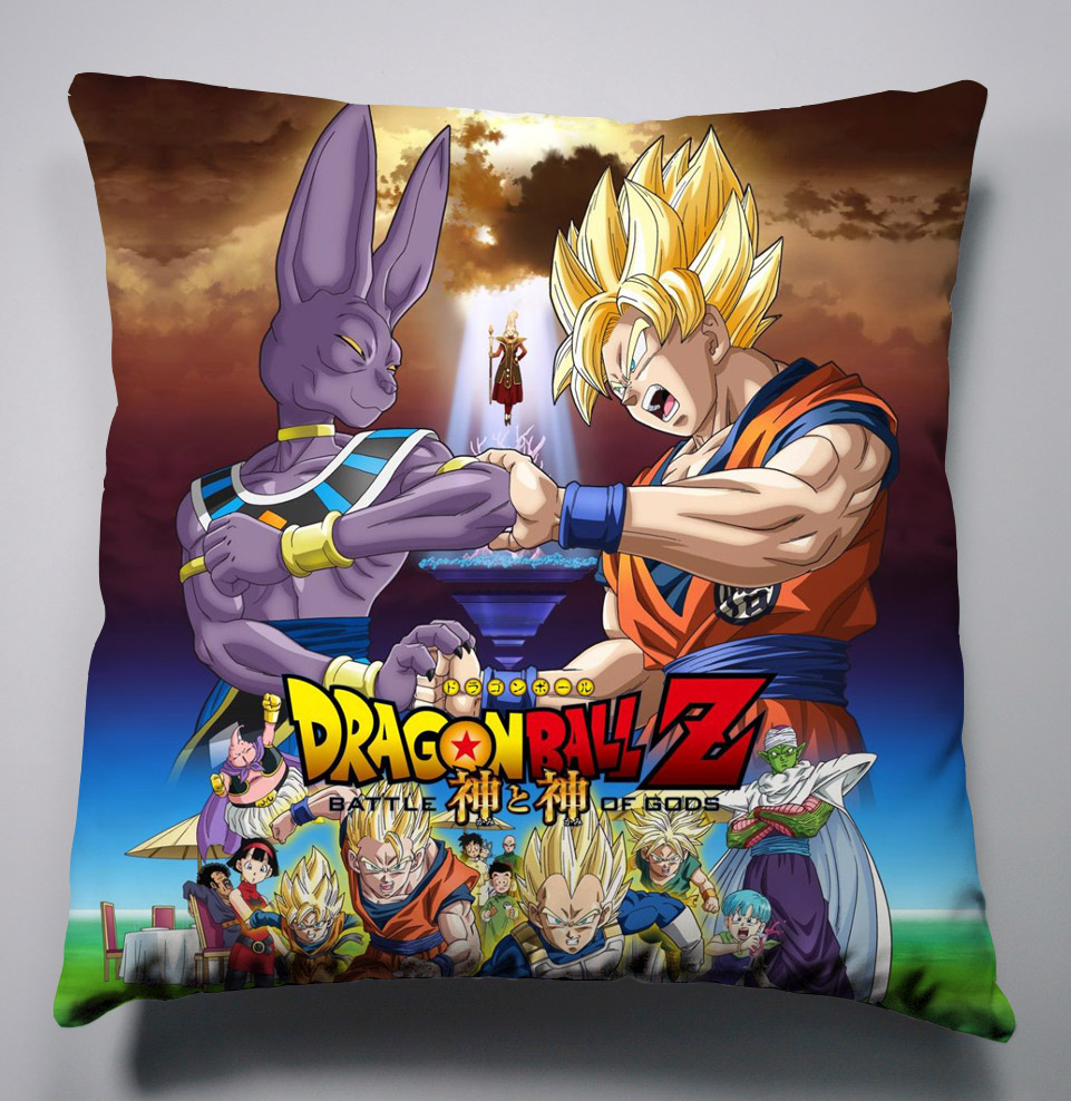 Dragonball Z Bettwäsche Us 5 39 10 Off Anime Manga Dragonball Z 40x40 Cm Kissen Dekorative Angepasst Fall Abdeckung Sitz Bettwäsche Kissen In Anime Manga Dragonball Z