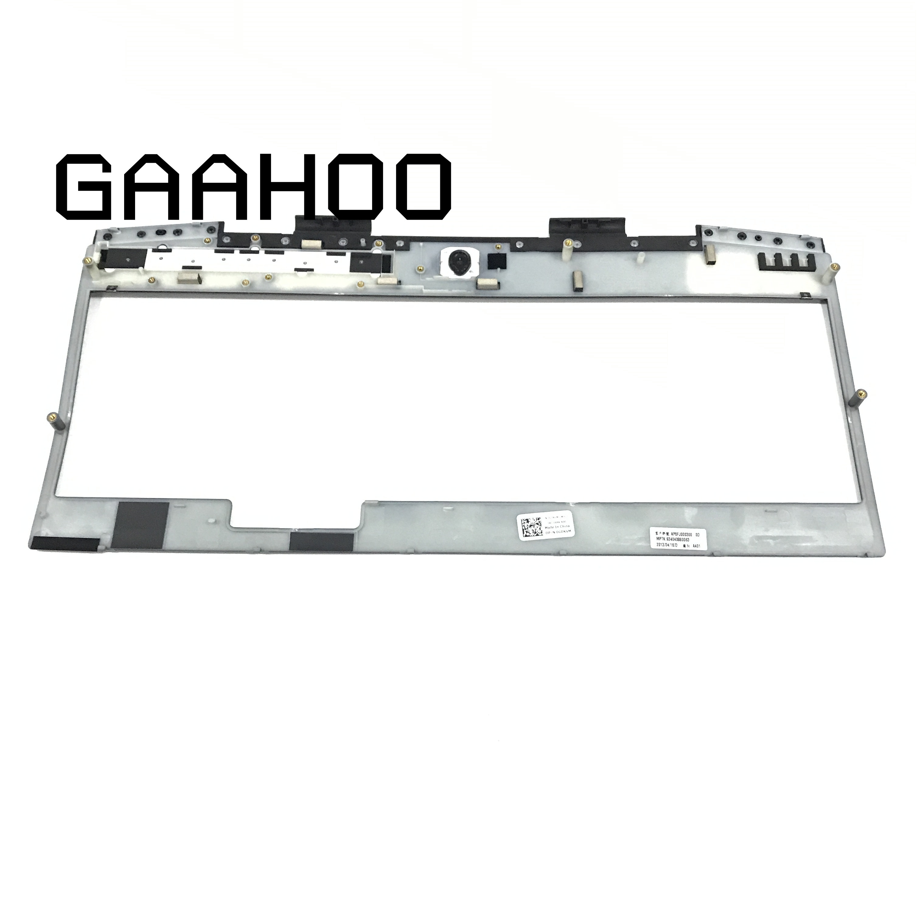 Brand new original laptop parts for DELL ALIENWARE M18X R1 R2 Keyboard bezel trim image