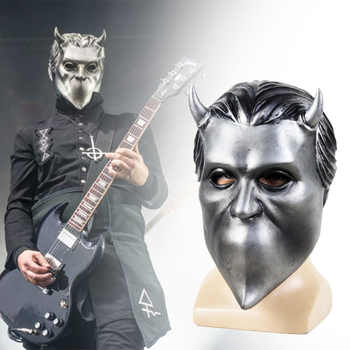 Ghost BC Rock Roll Band Cosplay Mask Nameless Ghoul Costume Props Helmet Adult Ghost B.C. - DISCOUNT ITEM  30% OFF All Category
