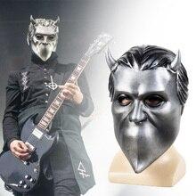 Маска для косплея Ghost BC рок группы без названия, фотореквизит, шлем для взрослых, призрак B.C.
